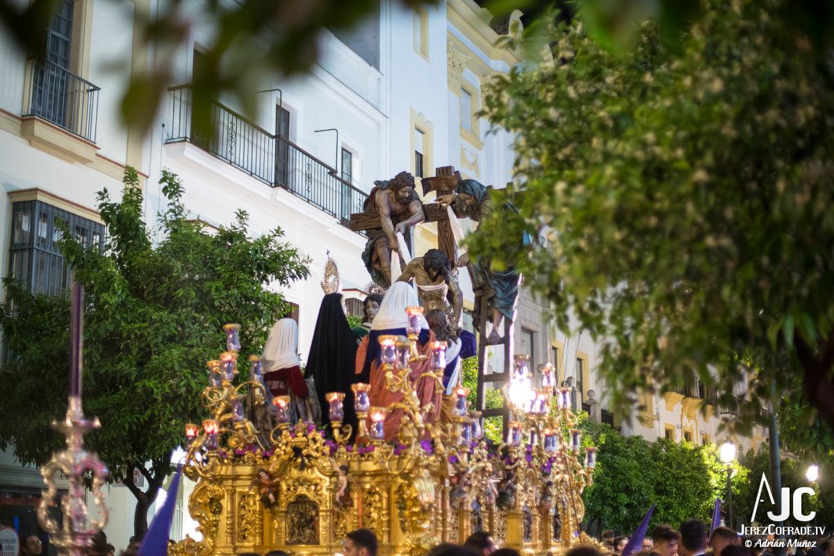 Descendimiento – Viernes Santo Jerez 2018 (2)