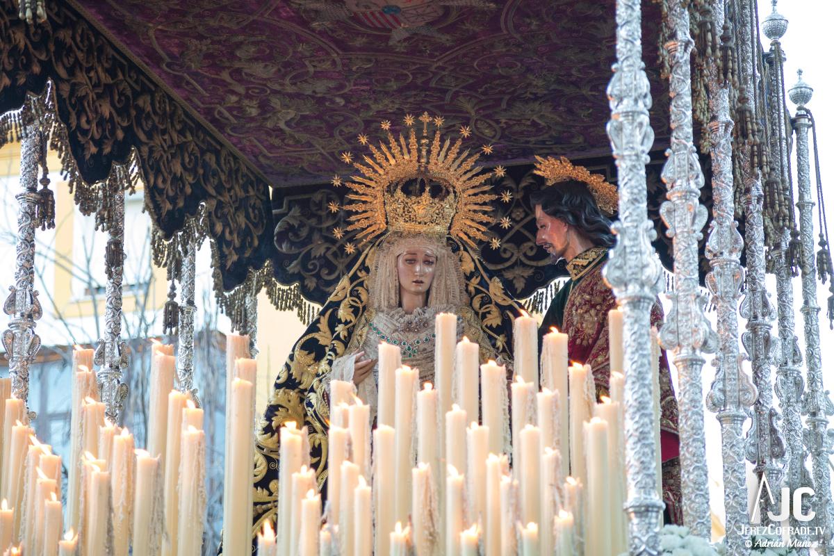 Desconsuelo – Martes Santo Jerez 2018 (6)