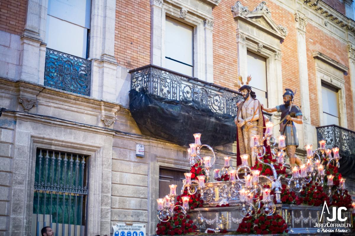 Ecce Homo – Jueves Santo Jerez 2018 (1)