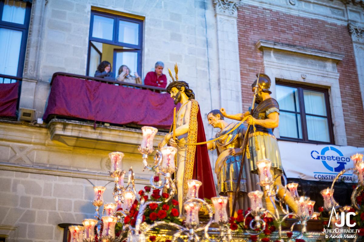 Ecce Homo – Jueves Santo Jerez 2018 (2)