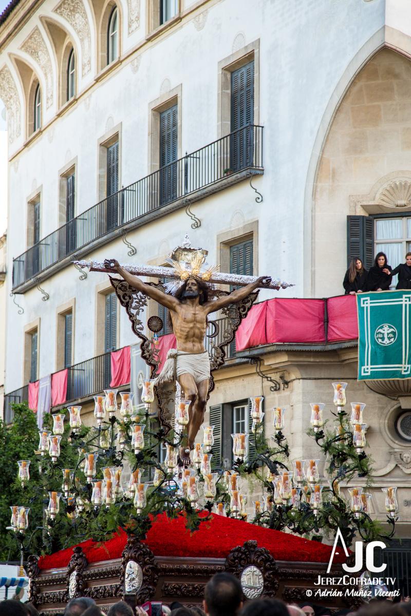 El Cristo – Viernes Santo Jerez 2018 (1)