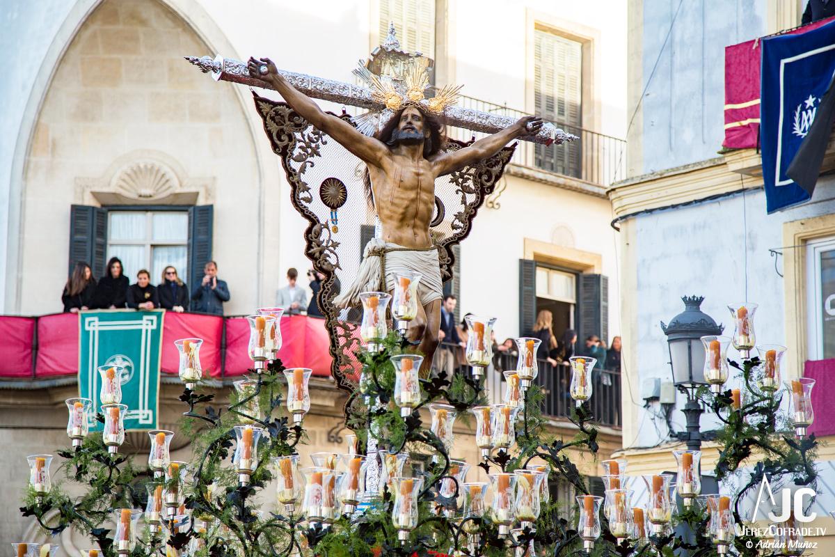 El Cristo – Viernes Santo Jerez 2018 (2)