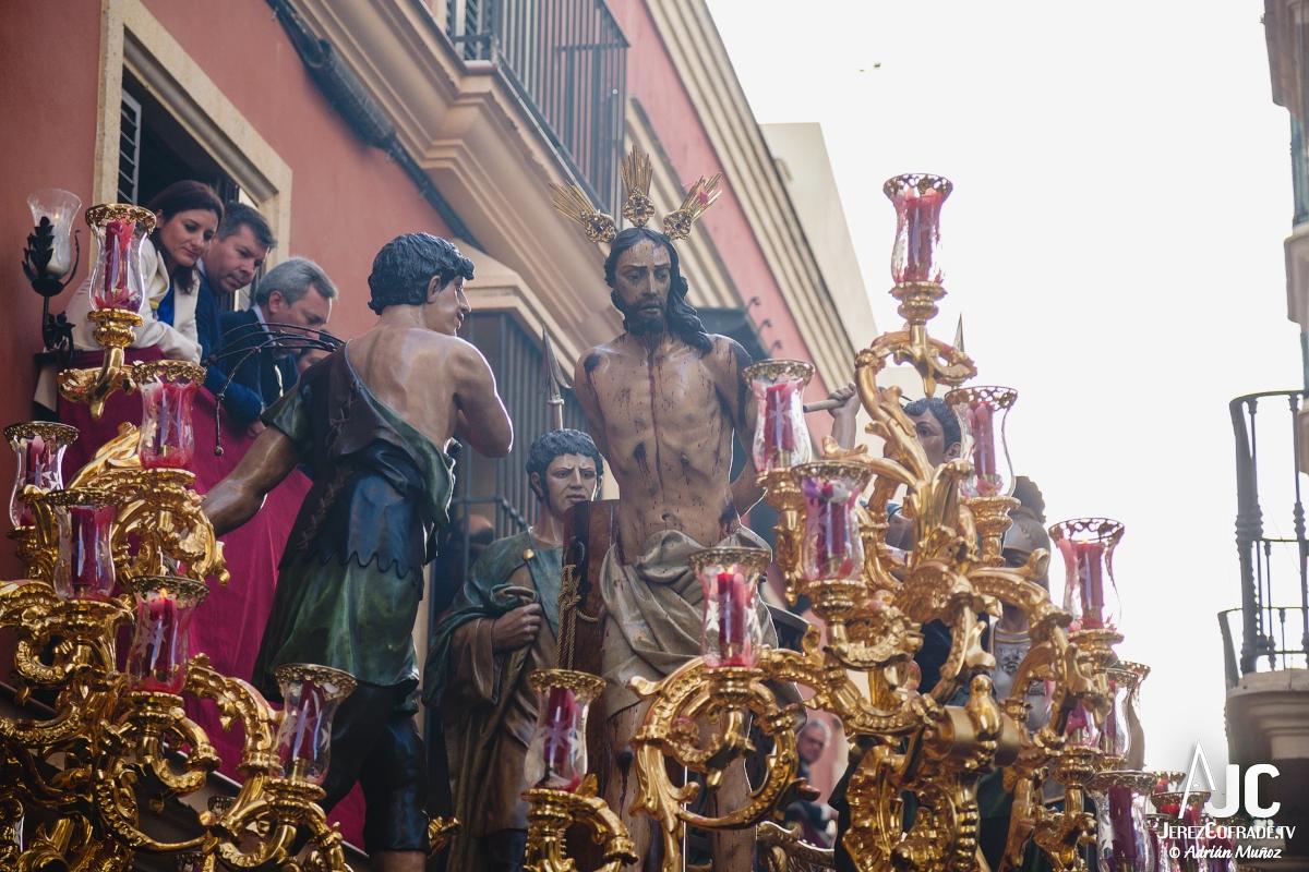 Flagelacion – Miercoles Santo Jerez 2018 (4)
