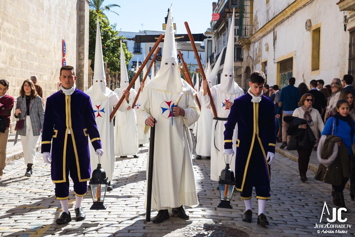 Humildad y Paciencia – Martes Santo Jerez 2018 (1)