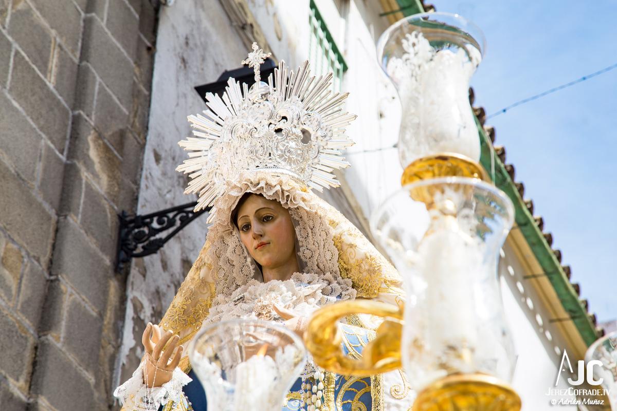 Ntra. Sra. de la Luz – Domingo de Resurreccion Jerez 2018 (3)