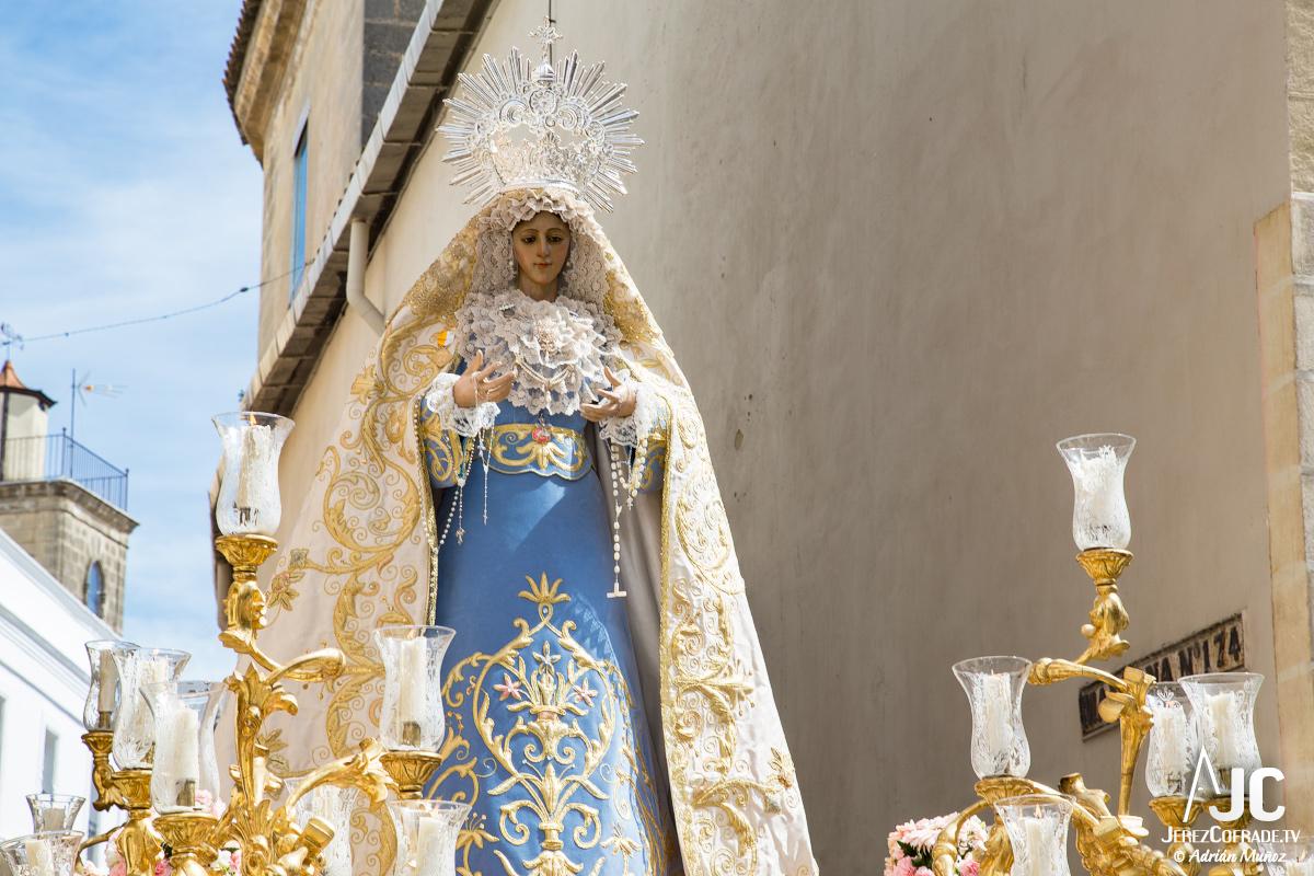 Ntra. Sra. de la Luz – Domingo de Resurreccion Jerez 2018 (4)