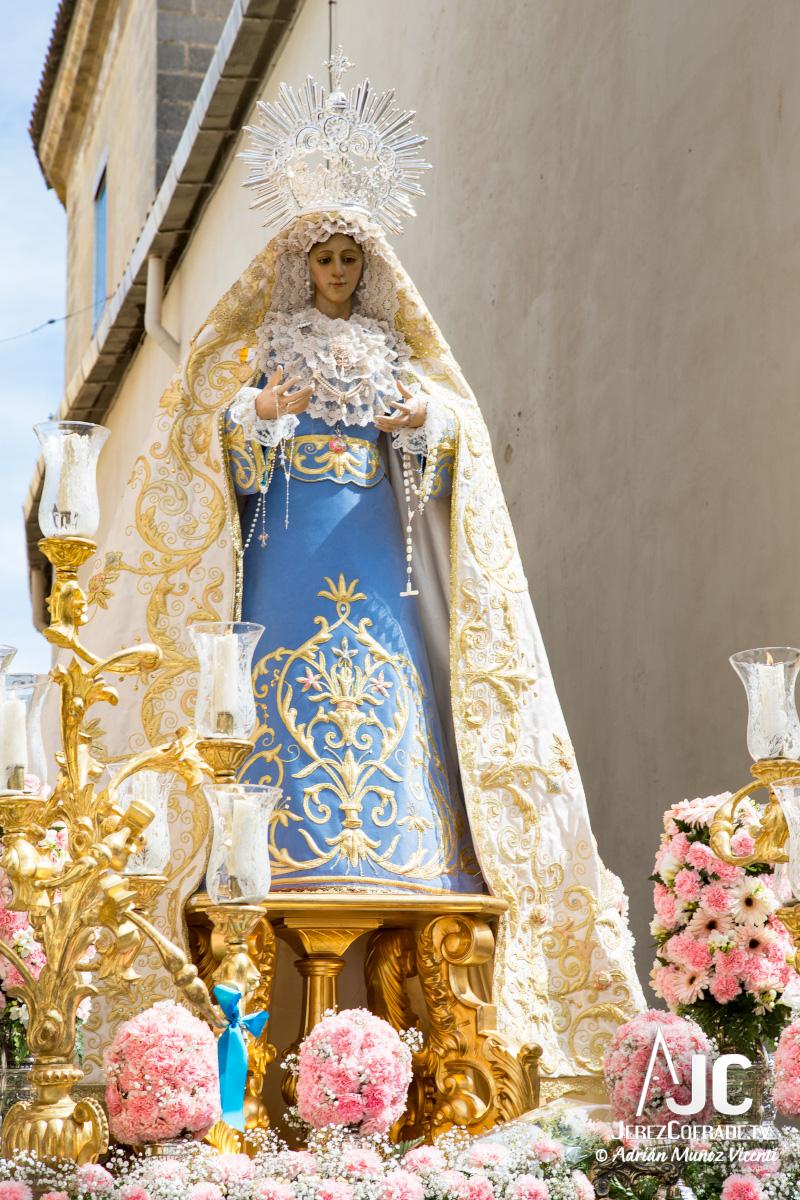 Ntra. Sra. de la Luz – Domingo de Resurreccion Jerez 2018 (5)