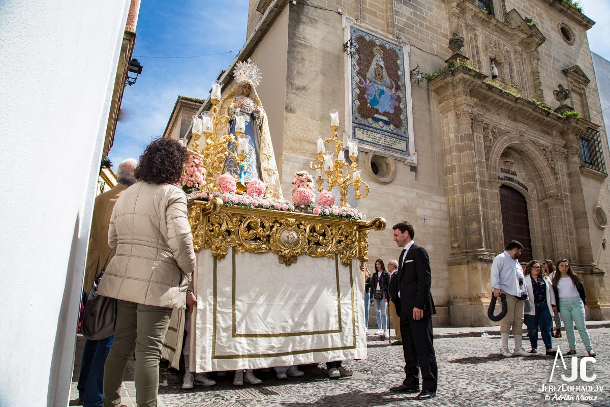 Ntra. Sra. de la Luz – Domingo de Resurreccion Jerez 2018 (6)
