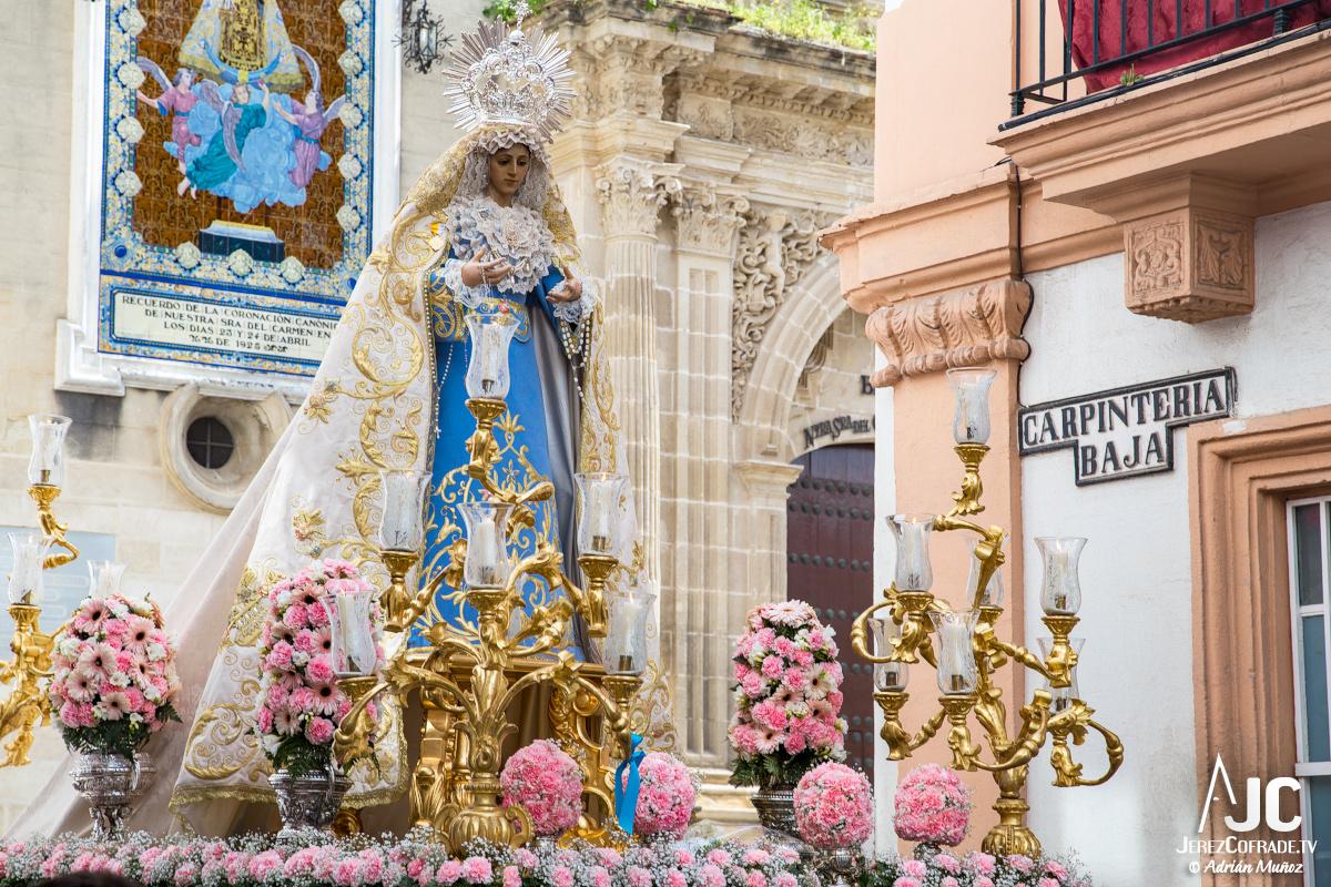 Ntra. Sra. de la Luz – Domingo de Resurreccion Jerez 2018 (7)