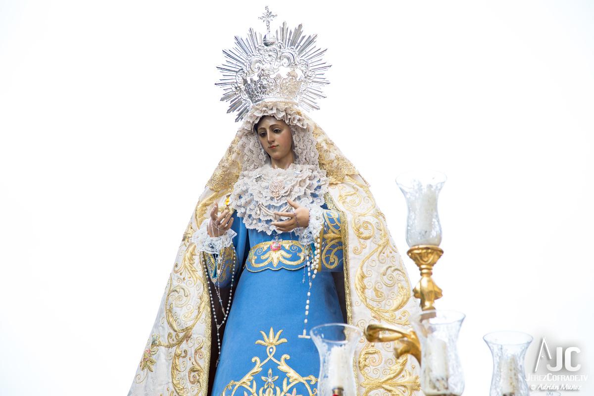 Ntra. Sra. de la Luz – Domingo de Resurreccion Jerez 2018 (8)