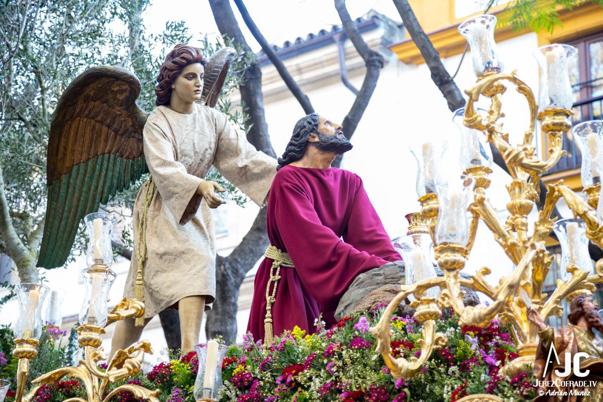 Oracion en el Huerto – Jueves Santo Jerez 2018 (2)