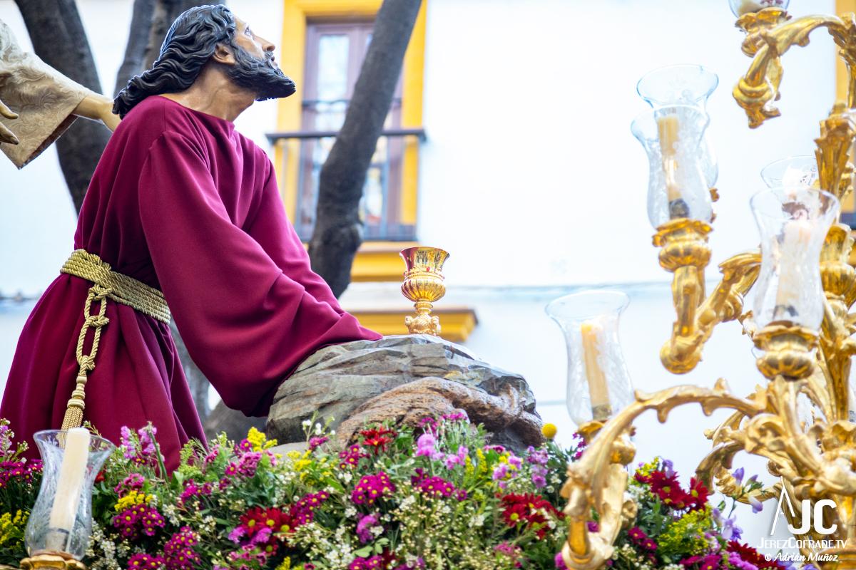 Oracion en el Huerto – Jueves Santo Jerez 2018 (3)