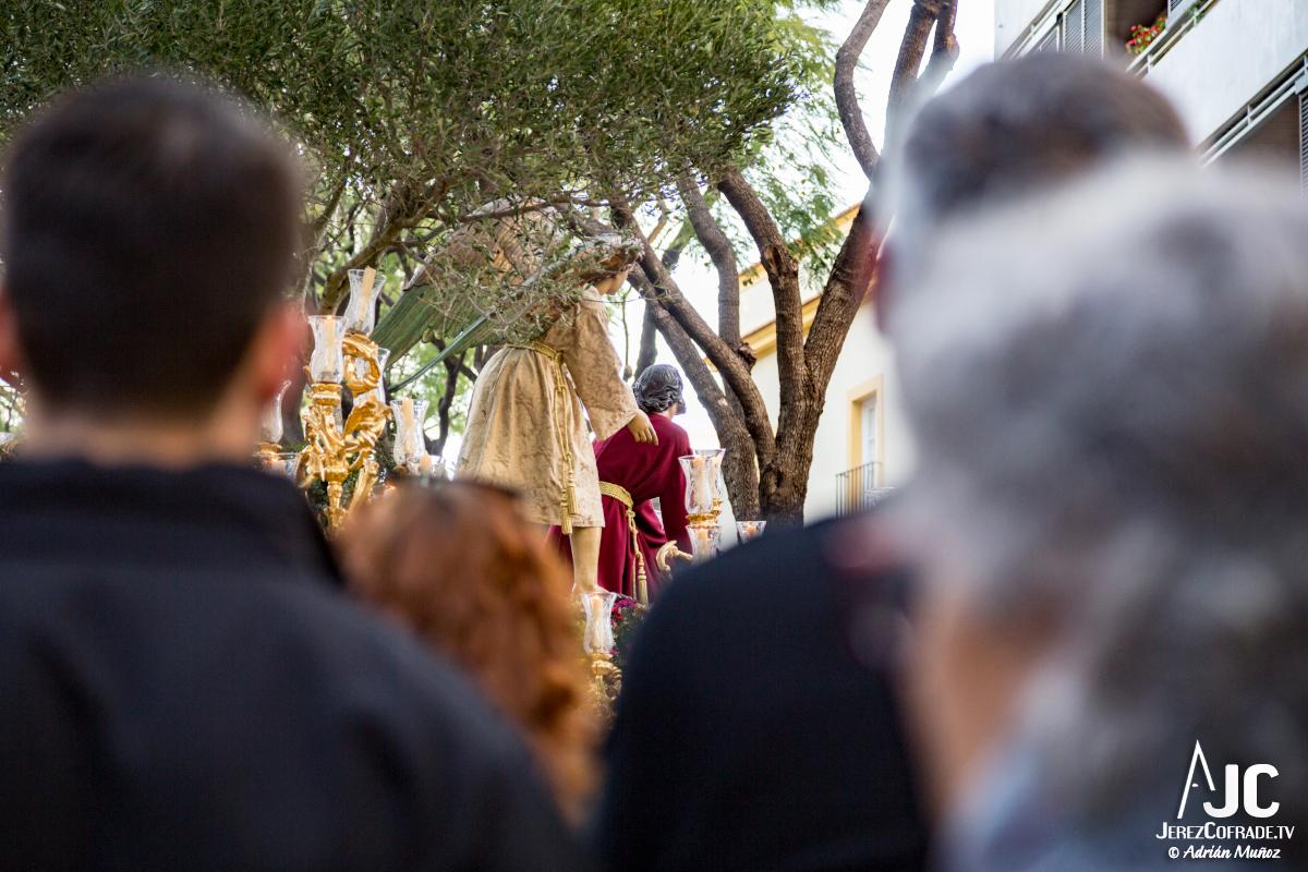 Oracion en el Huerto – Jueves Santo Jerez 2018 (5)