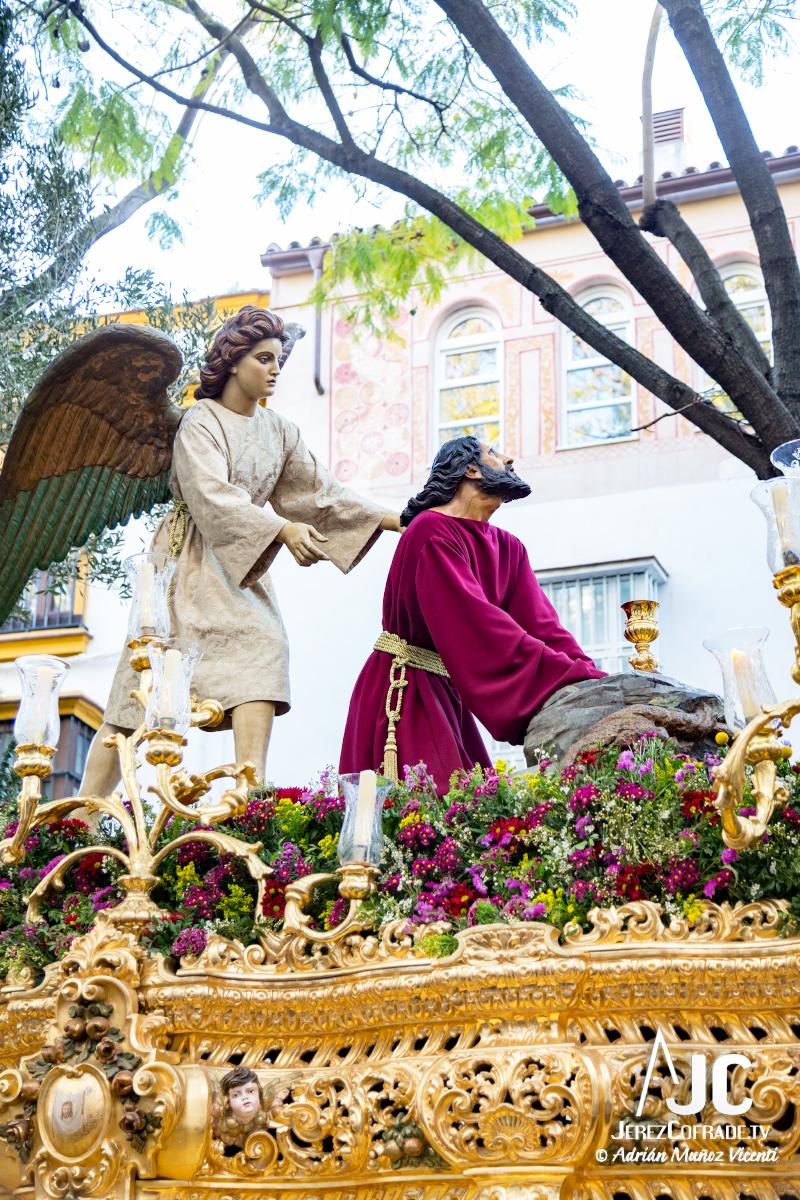 Oracion en el Huerto – Jueves Santo Jerez 2018