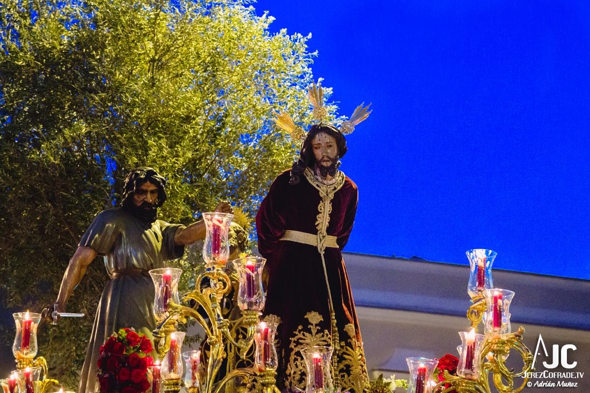 Prendimiento – Miercoles Santo Jerez 2018 (4)