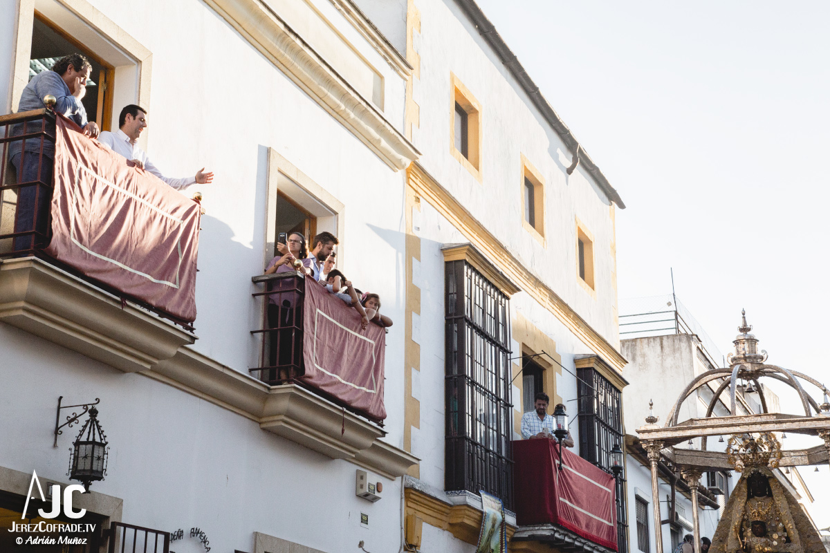 Procesion Ntra Sra de la Merced – Jerez 2018 (10)