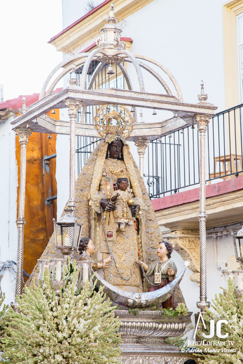 Procesion Ntra Sra de la Merced – Jerez 2018 (12)