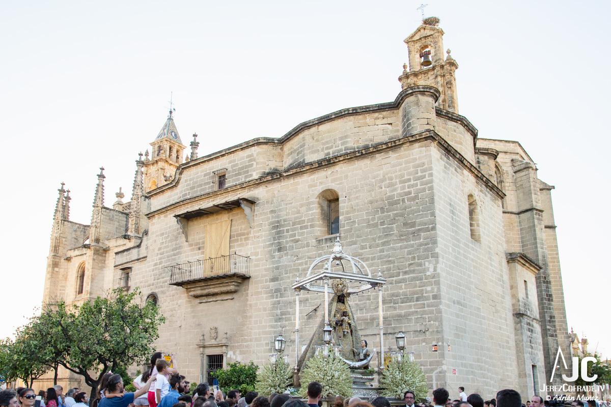 Procesion Ntra Sra de la Merced – Jerez 2018 (14)