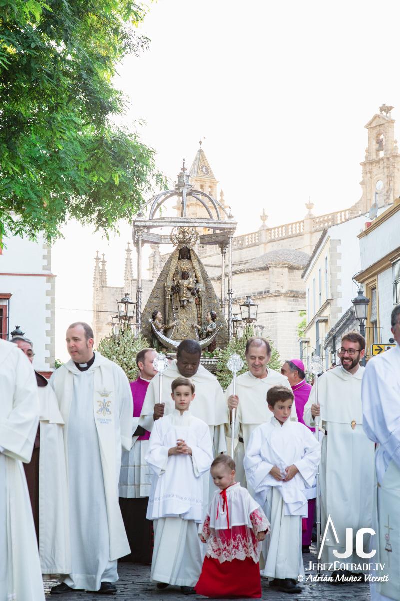 Procesion Ntra Sra de la Merced – Jerez 2018 (15)