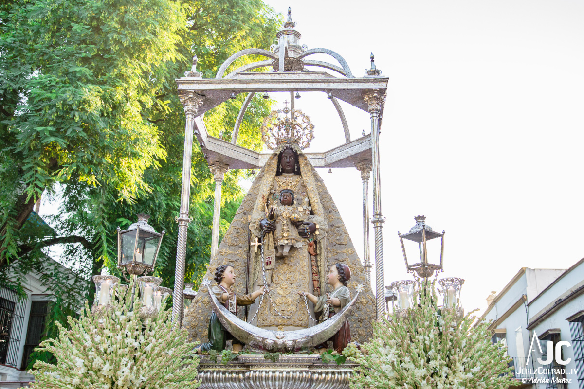 Procesion Ntra Sra de la Merced – Jerez 2018 (18)
