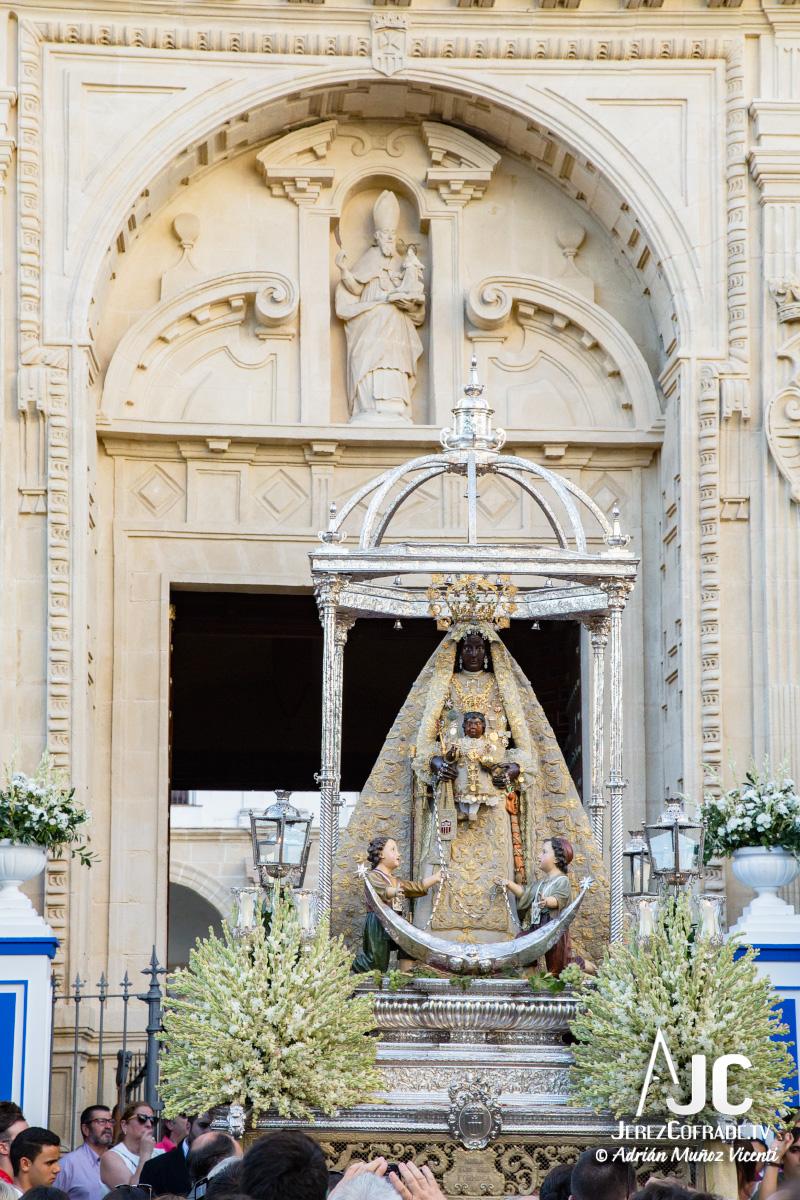 Procesion Ntra Sra de la Merced – Jerez 2018 (7)