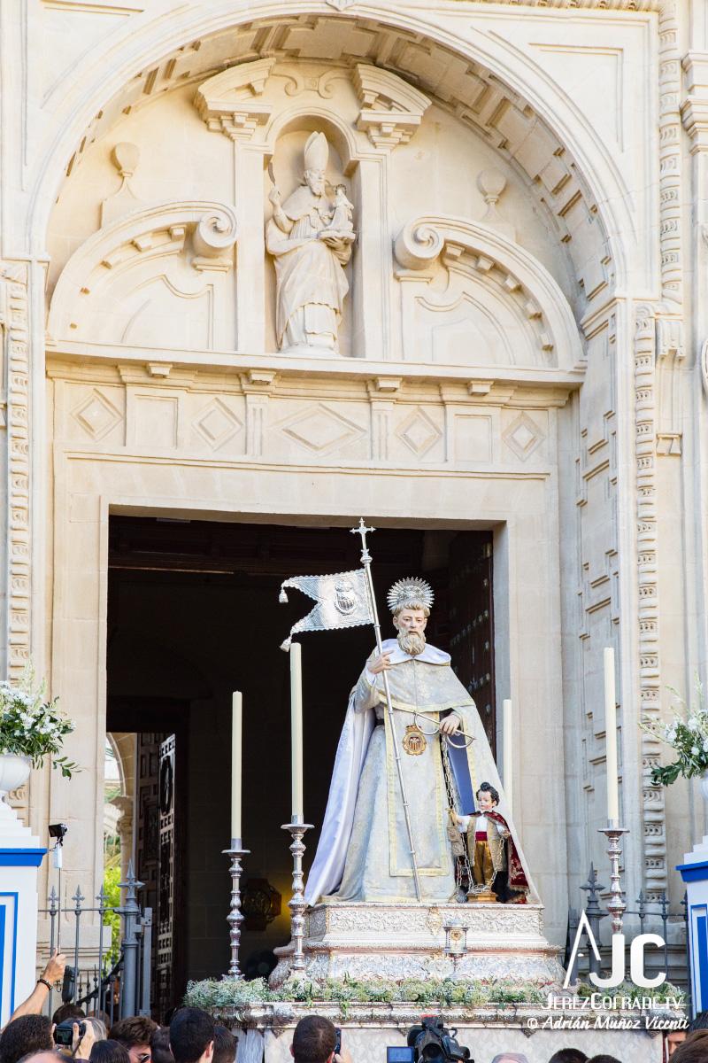 Procesion Ntra Sra de la Merced – San Pedro Nolasco – Jerez 2018 (2)