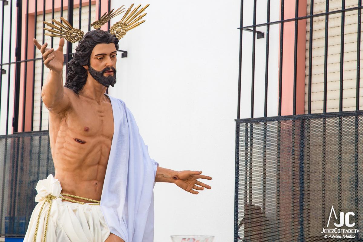 Resucitado – Domingo de Resurreccion Jerez 2018 (1)