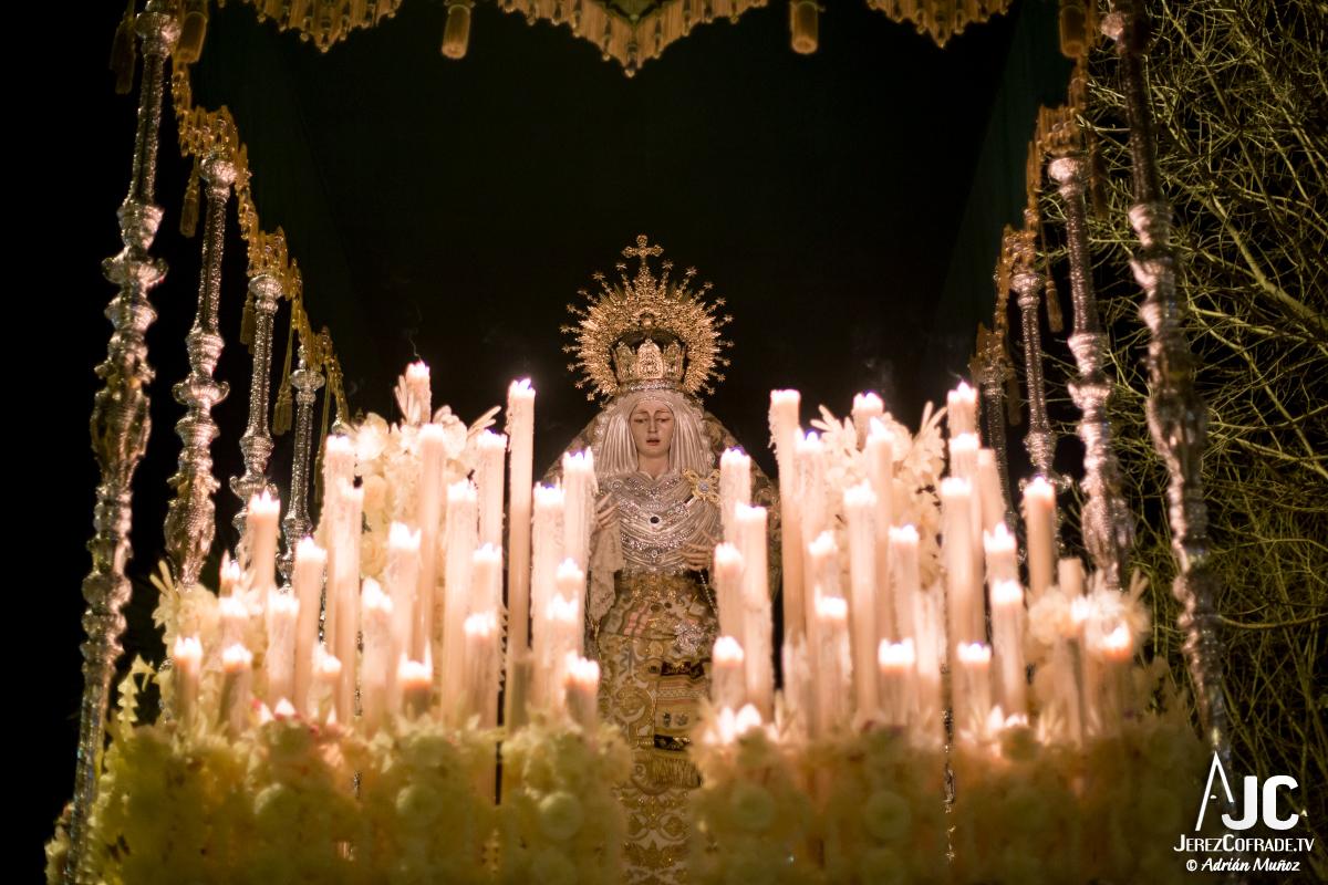 Salud y Esperanza – Martes Santo Jerez 2018 (2)