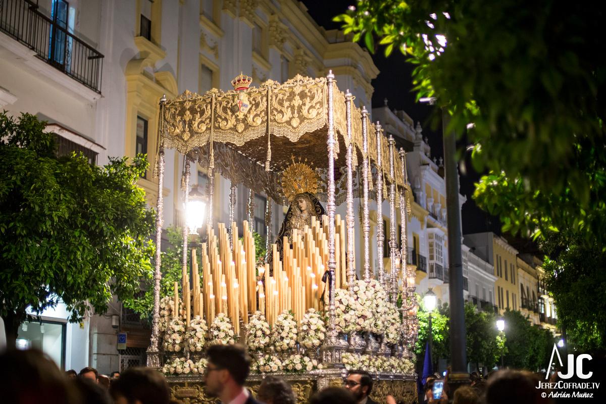 Soledad – Viernes Santo Jerez 2018 (1)