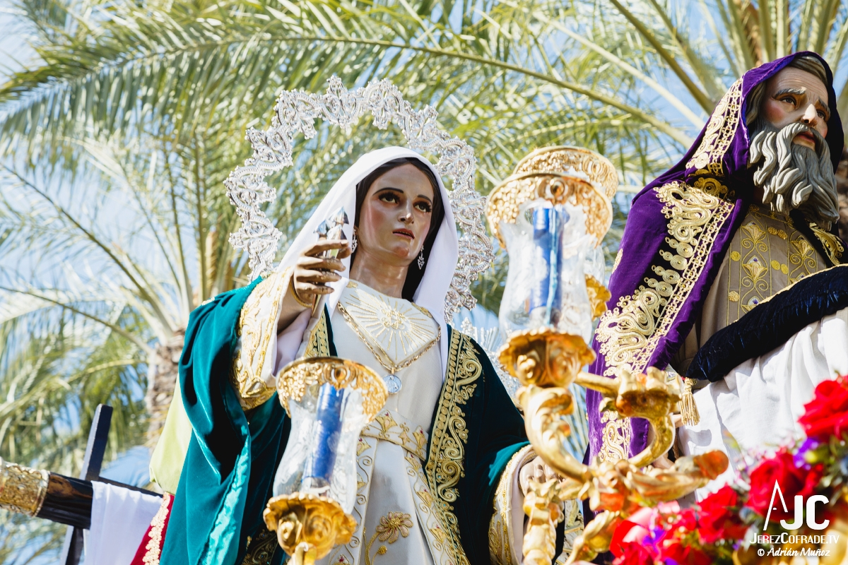 Traslado al sepulcro Santa Marta – Miercoles Santo Jerez 2018 (3)