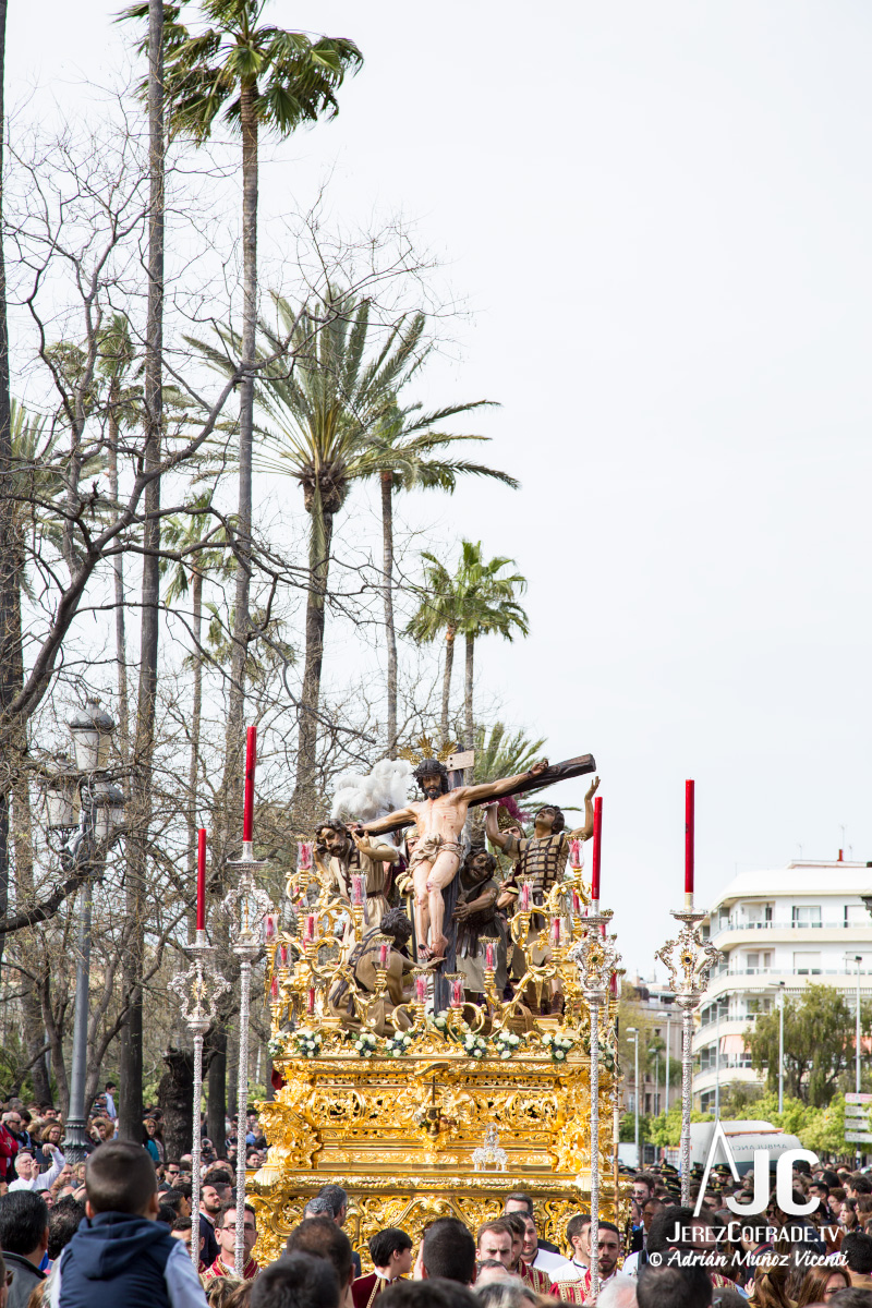 Vuelta Exaltacion – Domingo de Resurreccion Jerez 2018 (1)