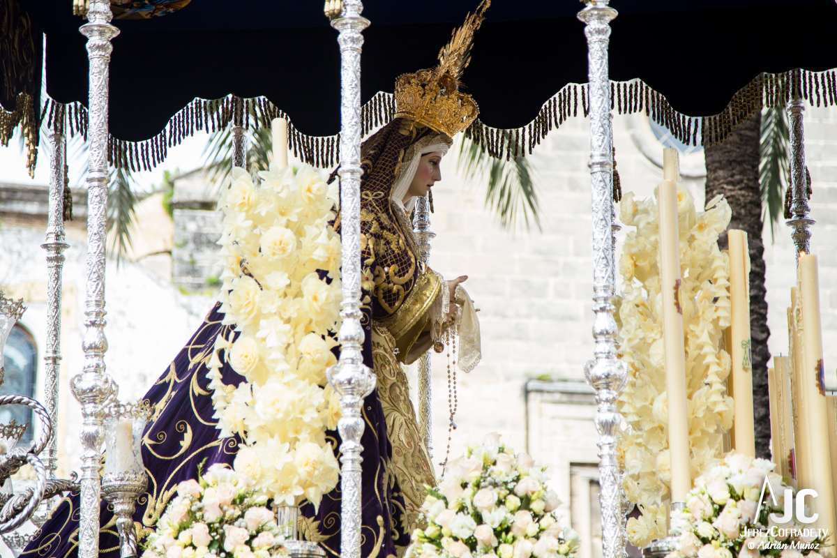 Vuelta Exaltacion – Domingo de Resurreccion Jerez 2018 (10)