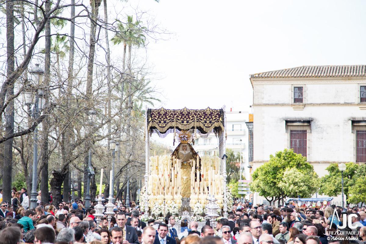 Vuelta Exaltacion – Domingo de Resurreccion Jerez 2018 (7)