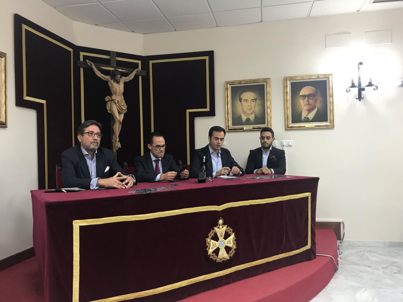Encuentro Martín Gómez presentación VIII