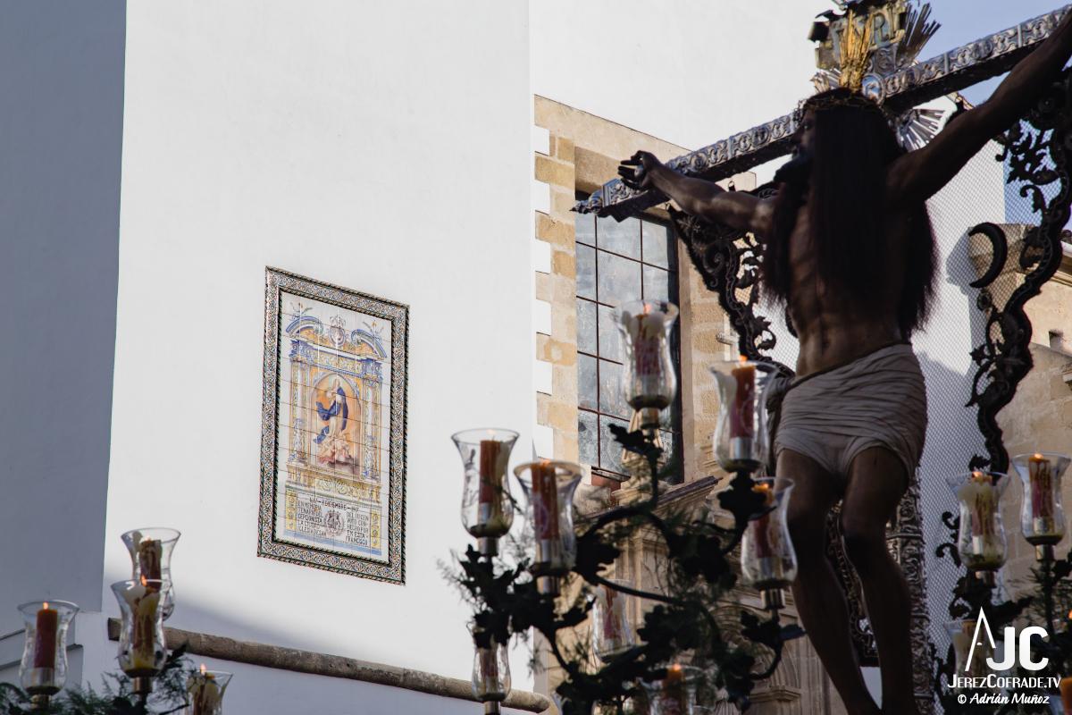 Salida Extraodinaria Vuelta Cristo – Jerez 2018 (22)