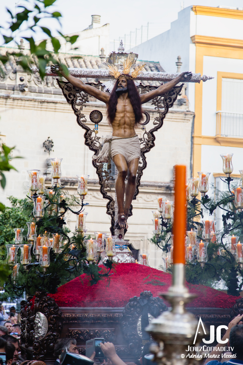 Salida Extraodinaria Vuelta Cristo – Jerez 2018 (5)