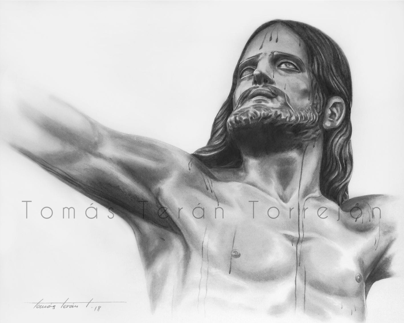 Cristo de la Expiración Tomás Terán