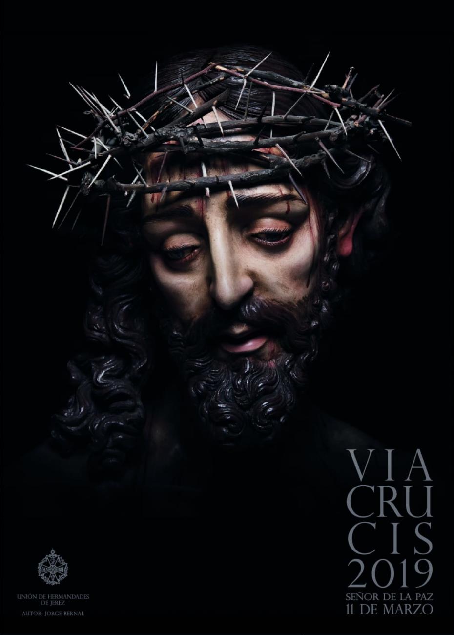 Resultado de imagen de via crucis jerez 2019