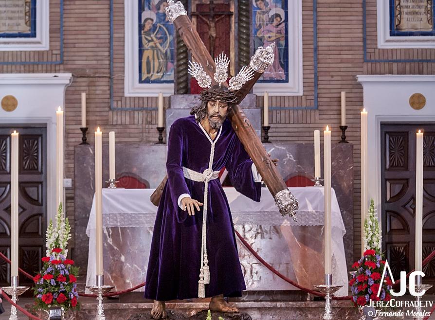Vuelta Restauracion Jesus de las Misericordias (1)