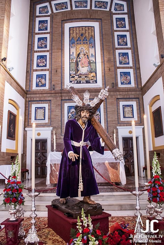 Vuelta Restauracion Jesus de las Misericordias (3)