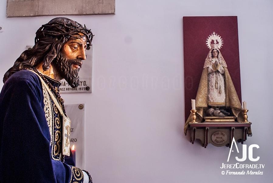 Besamanos Primer Viernes de Marzo Jerez 2019 (20)