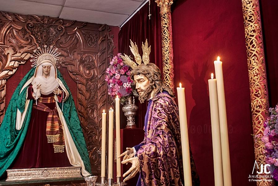 Clemencia – Segundo Domingo de Cuaresma Jerez 2019