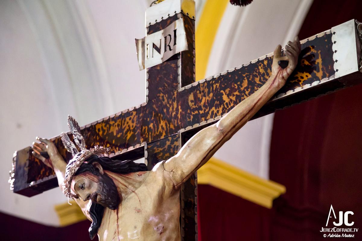 Cristo del Calvario – Primer Domingo de Cuaresma (1)