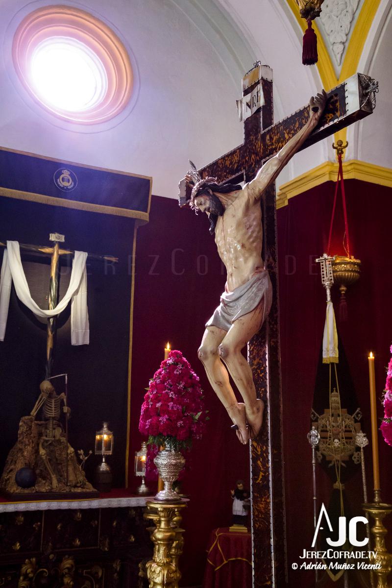 Cristo del Calvario – Primer Domingo de Cuaresma (2)