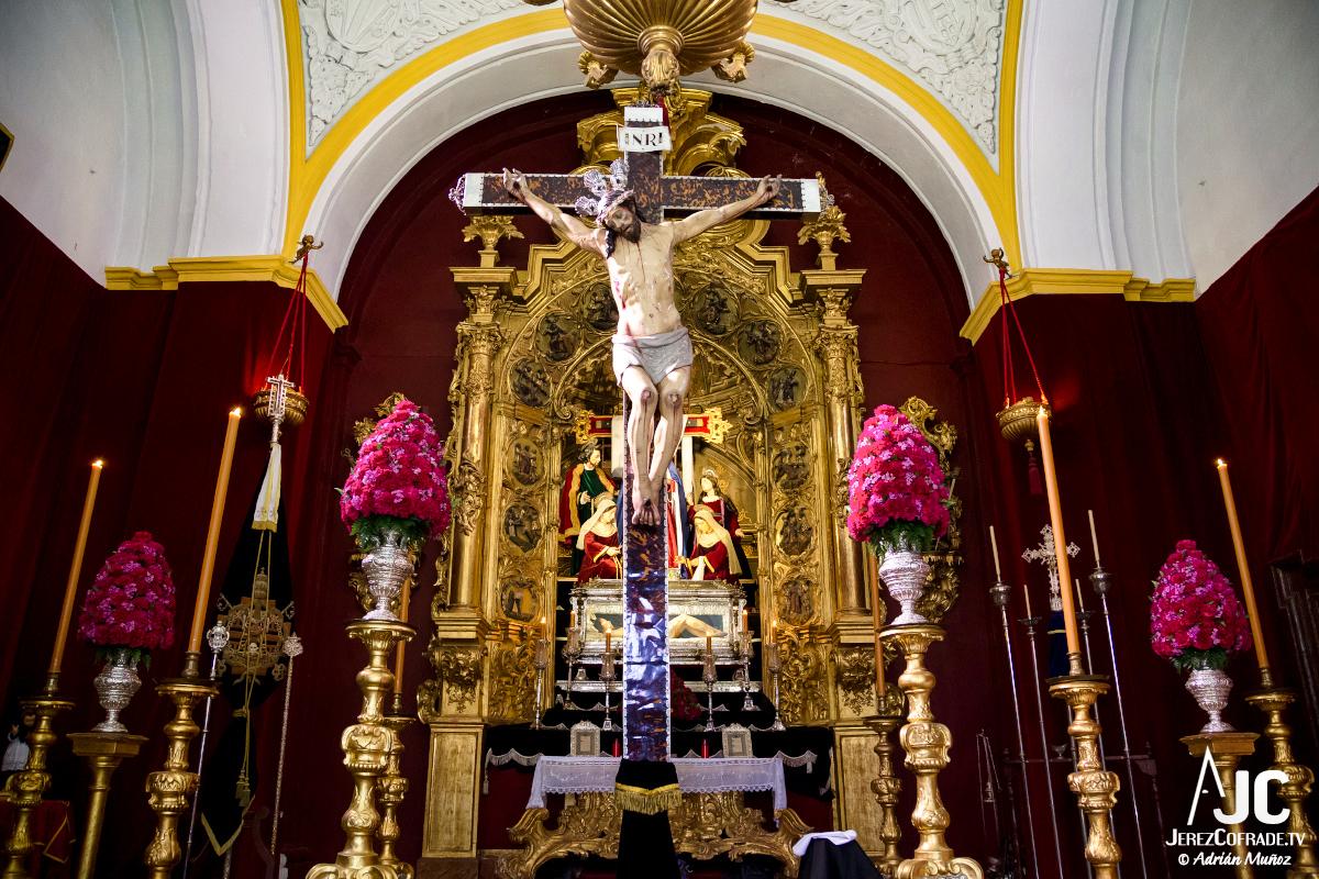 Cristo del Calvario – Primer Domingo de Cuaresma (5)