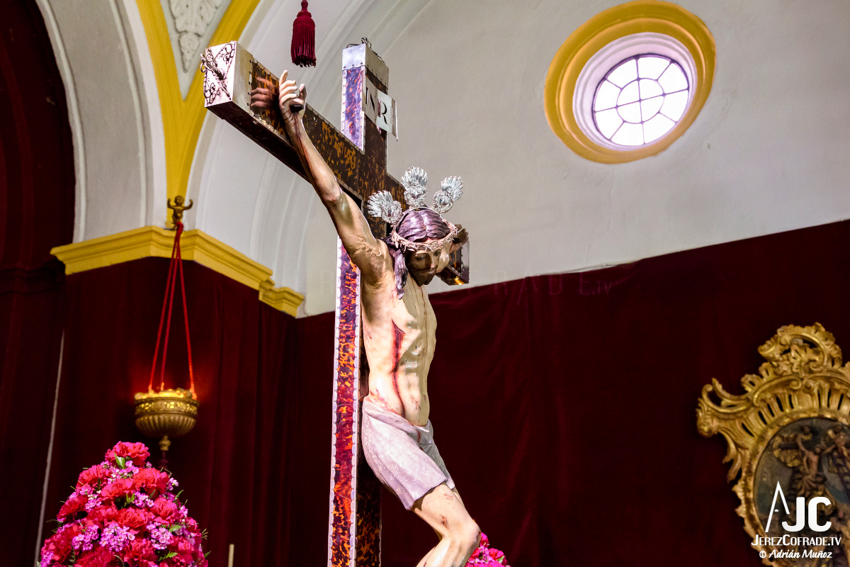 Cristo del Calvario – Primer Domingo de Cuaresma (7)