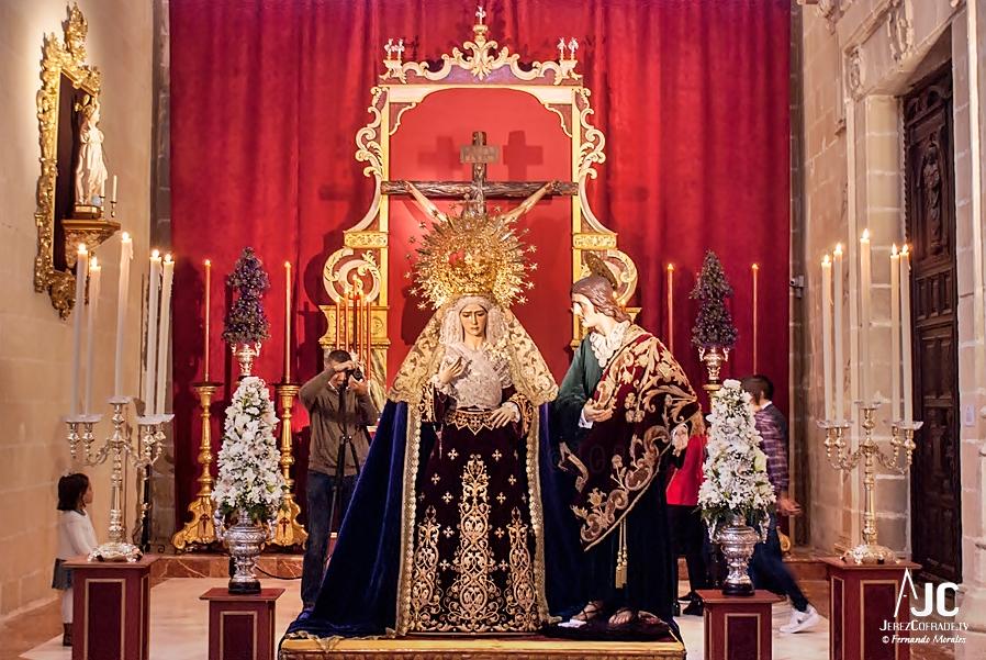 Dulce Nombre – Segundo Domingo de Cuaresma Jerez 2019 (1)