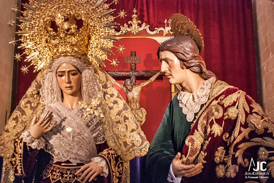 Dulce Nombre – Segundo Domingo de Cuaresma Jerez 2019 (3)