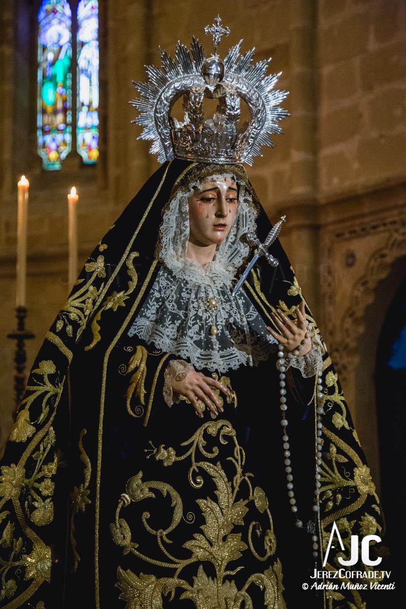 Lagrimas – Segundo Domingo de Cuaresma Jerez 2019 (1)