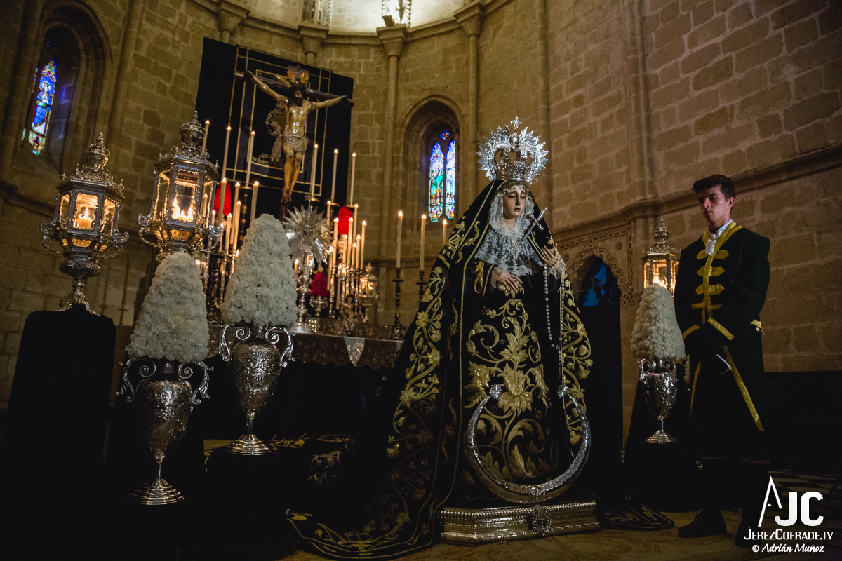 Lagrimas – Segundo Domingo de Cuaresma Jerez 2019 (2)